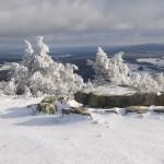 sneeuw-uitzicht